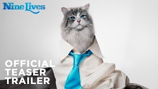 Kevin Spacey je mačka!