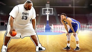THE 500LB MONSTER NBA PLAYERS FEAR..