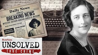 The Puzzling Disappearance of Agatha Christie