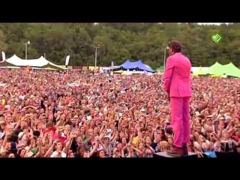 Triggerfinger - I Follow Rivers (Pinkpop 2013)