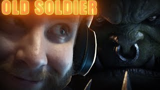 OLD SOLDIER CINEMATIC - (Nixxiom's Live Reaction - Battle for Azeroth)