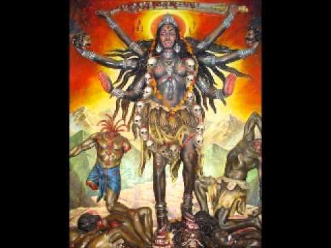 goddess kali mantra for vampires and dance youtube