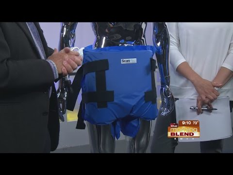 """Watch as ScanMed's CEO Dr. Randall Jones (PhD, MBA) introduces Prostate/Pelvic MRI Coil dedicated to prostate cancer detection on Omaha's CBS Action News 3 segment """"The Morning Blend."""""""