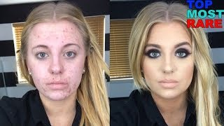 Before and After Makeup Compilation