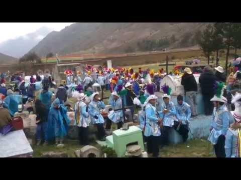 NEGRITOS DE CASTROVIRREYNA HUANCAVELICA 2015 - Bajada de Reyes Castrovirreyna (9)
