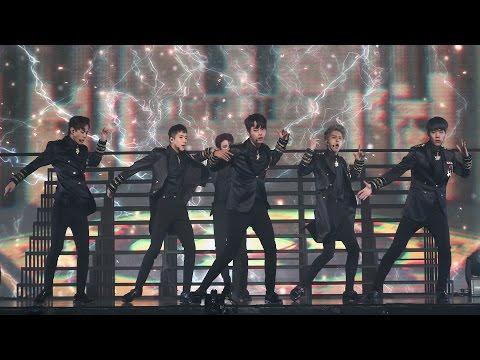 빅스(VIXX) 'The Closer' Showcase Stage (더 클로저, 크라토스, 라비, 켄, 레오, Ravi, Ken, Leo, N) [통통영상]
