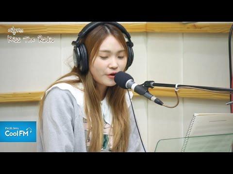 이진아 '밤과 별의 노래(Starry Night)' 라이브 LIVE / 161228[이홍기의 키스 더 라디오]
