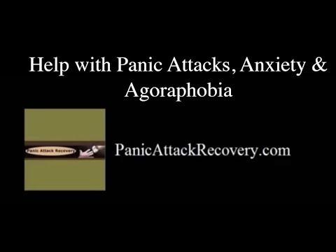 Panic Attacks Help: Panic Disorder, Anxiety, & Agoraphobia