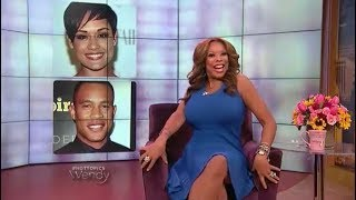 Wendy Williams telling stories from her past (part 1)