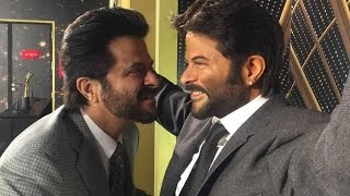Anil Kapoor unveils his wax statue in Madame Tussauds wax ..