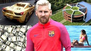 Los Lujos Exagerados De Lionel Messi
