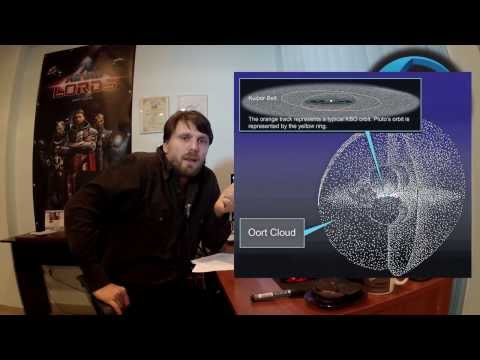 """MMOG """"Astro Lords:Oort Cloud"""" gameplay review by its producer Arseniy N."""