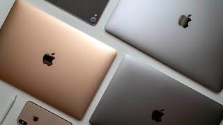 The Best MacBook For School // MacBook Air vs MacBook Pro 2019!