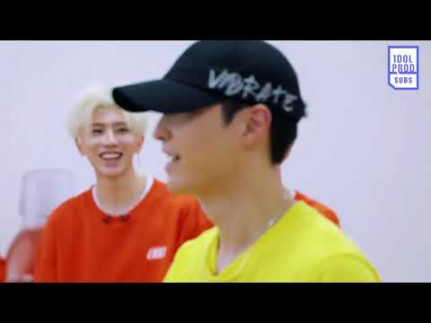 [ENG] Idol Producer EP11 Behind the Scenes: 《Mask》rehearsals; Zhang Yixing reminisces about the past