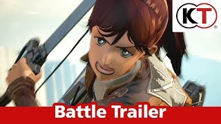 Attack on Titan 2 - Harc Trailer