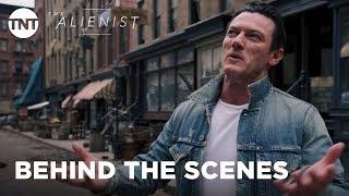 The Alienist: Luke Evans Gives A Tour of the Set - Series Premiere January 22, 2018 [BTS] | TNT