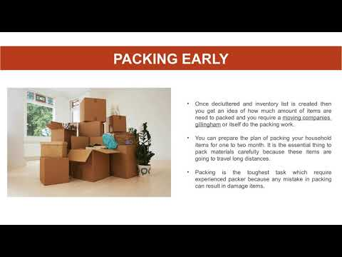 5 Best Packing Tips for Perfect Moving House