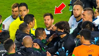 When Football Stars Get Angry - Furious Moments