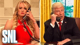 Michael Cohen Wiretap Cold Open - SNL