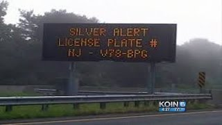 Washington to put Silver Alerts on highway signs