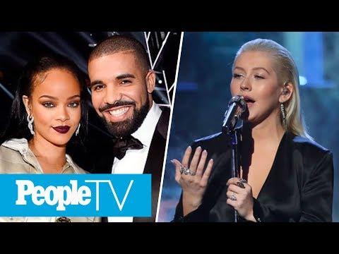 Rihanna On Drake's VMAs Speech, Christina Aguilera Drops New Single 'Accelerate' | PeopleTV