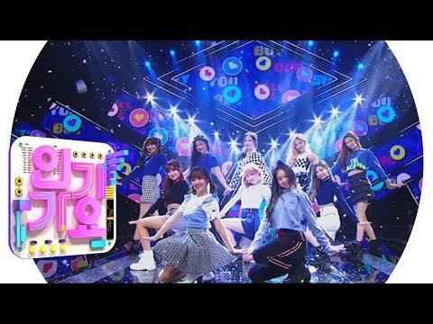 Cherry Bullet(체리블렛) - Q&A @인기가요 Inkigayo 20190217