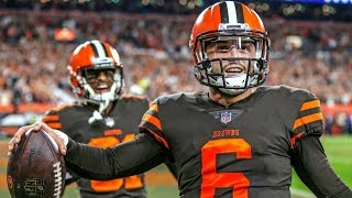 Cleveland Browns | Best Plays From The 2018 Season ᴴᴰ