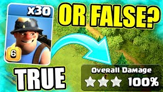 ARE THE RUMORS TRUE!? - TO OP FOR CLASH OF CLANS!