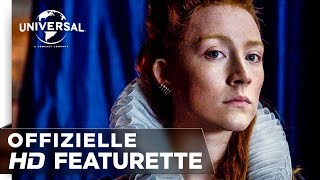 Maria Stuart, Königin von Schottland – Featurette 'Two Queens' german/ deutsch HD HD