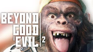 Beyond Good & Evil 2 - New Gameplay, Character Customization Info, & More!