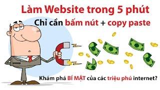 Giới thiệu seri Tự Học Làm Website | Làm Web Dễ Ợt
