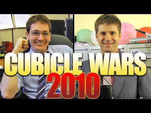 Cubicle War 2010