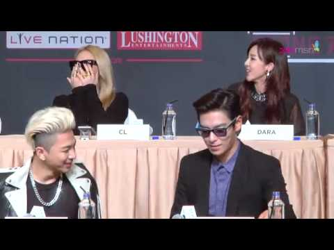 XINMSN: 2NE1's Dara wants to do a kissing scene with Epik High Mithra