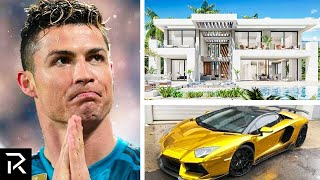 How Cristiano Ronaldo Spent Half A Billion Dollars