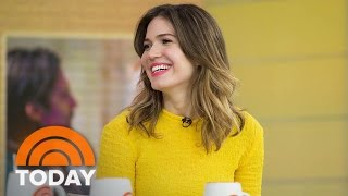 Mandy Moore: My Parents Text Me About My 'This Is Us' Character | TODAY