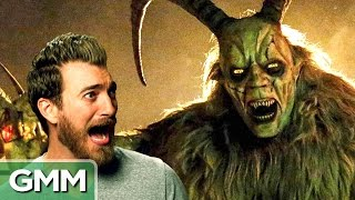 8 Christmas Monsters You've Never Heard Of