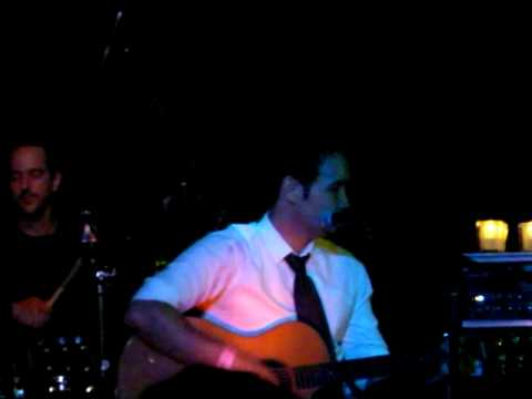 Hoobastank i dont think i love you Acoustic Live @ Sutra Newport Beach 061009