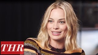 "Margot Robbie on Her 'Irony Free"" Portrayal of Olympian Figure Skater Tonya Harding 