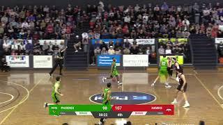 NBL Pre-Season | South East Melbourne Phoenix vs Illawarra Hawks