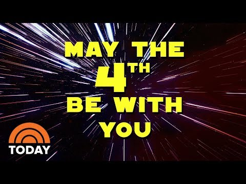 Star Wars Day: May the 4th Be With You | TODAY