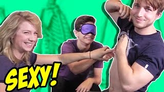 TOUCH MY BODY CHALLENGE (Squad Vlog)