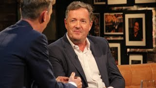 """""""I just think Meghan's a slight social climber"""" - Piers Morgan 