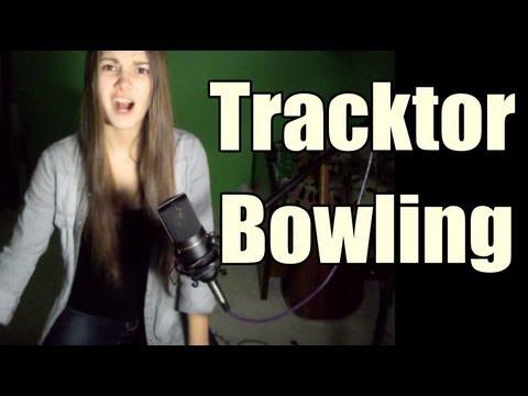 Tracktor Bowling - Вас больше нет (cover by Elizabeth Postol )