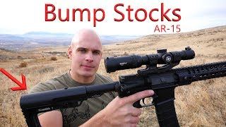 What is a Bump Stock? Should it be illegal?!
