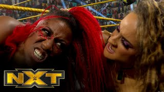 WWE NXT (10/21): Dakota Kai Ambushes Ember Moon