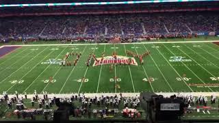 GRAPHIC VIDEO: Stanford Band Mocks Border Wall, Whataburger During Alamo Bowl Halftime Show