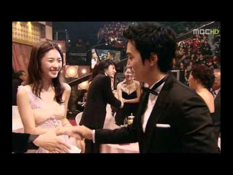 Song Seung Heon & Lee Yeon Hee.mpg