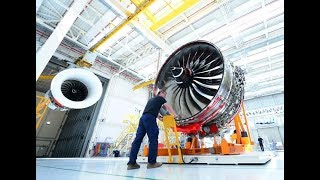 Rolls-Royce | How we assemble the Trent XWB; the world's most efficient aero engine