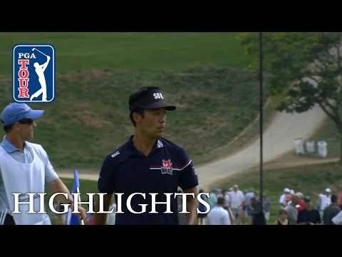 Kevin Na's Round 2 highlights from BMW 2018