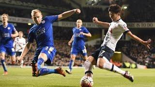 Tottenham v Leicester City 0-1 EPL All Goals & Highlights 2016